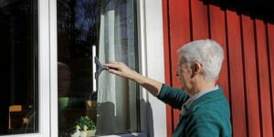 Hvor ofte vasker og pudser du dine vinduer?