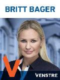 Britt Bager - Venstre