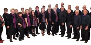 Syng dig glad i Hadsten blandede Kor