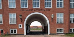 Åbent hus i mindelokalerne for Prinsens Livregiment i Viborg