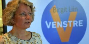 Birgit Liin går efter borgmesterposten