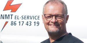 Indehaver fejrer 25 år med NMT El-Service