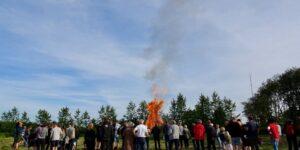 Sct. Hans fejring i Lyngå