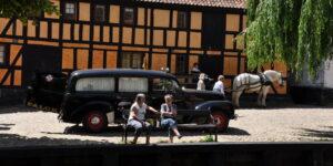 De gamle motorkøretøjer skal overleve som kulturarv og indgå i historiefortællingen
