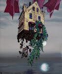 Magisk realisme: Særudstilling hos Hinnerup Bibliotek & Kulturhus