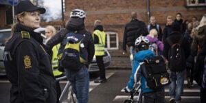 Færdselspolitiet er på vejen til skolestart