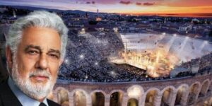 Oplev den legendariske operatenor, Plácido Domingo´s 50 års jubilæumskoncert.