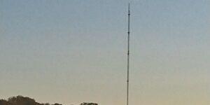 Er TV-masten i Lyngå begyndt at sende røgsignaler?