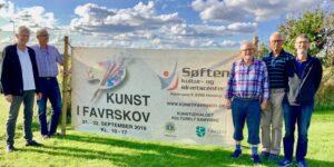 Rekordstor tilslutning til Kunst i Favrskov