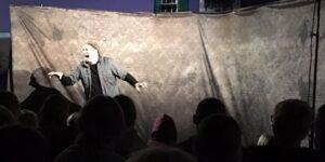 Favrskov-børn oplever teater i børnehøjde