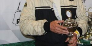 Tom Møller Kjeldsen fik sølv