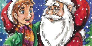 Ny spændende 75 års jubilæumsudgave af Blindes Jul på gaden