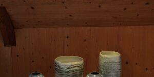 Åben have og udstilling i Magnoliedalen