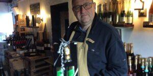 Økologisk Vin hos Wineboutigue på Favrskovvej i Hadsten
