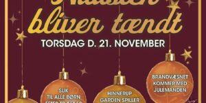 Hadsten Handel starter julen