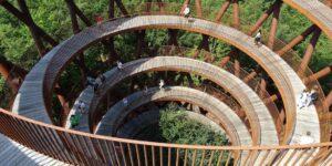"""Turen går til """"Tårnet i Skoven"""""""
