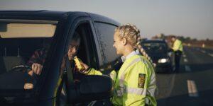 Politiet på julespirituskontrol