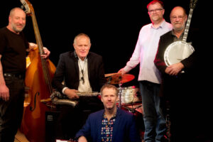 Frokostjazz med Red Hot Four+1