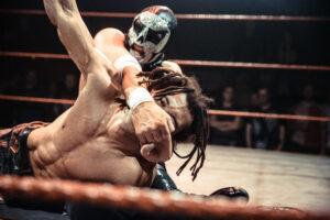 Wrestling i Sløjfen