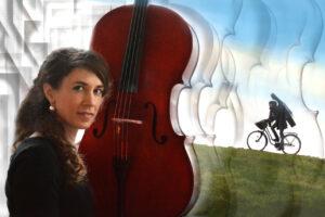 Tandem-koncert med årets vinder af P2 Ildsjæleprisen, cellisten Ida Riegels og guitaristen Frederik Munk Larsen.