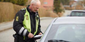 48 trafikanter sigtet efter Kalø-kontrol