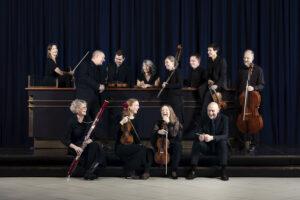 Koncert med Randers Kammerorkester på Ulstrup Slot.
