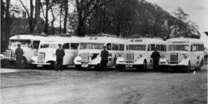 Gamle køretøjer er med til at fortælle historien om befrielsen for 75 år siden