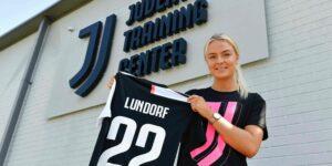 Matilde Lundorf skifter til Juventus