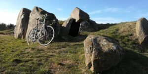 Guidet cykeltur: 2 hjul gennem 5000 år