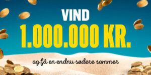 Vind 1.000.000 kr. og gør sommeren endnu sødere