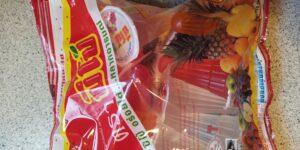 Risiko for kvælningsfare ved indtagelse af mini Jelly-Cups