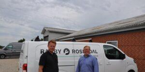 Opkøb af Krogsøe El skal styrke Raaby & Rosendals tilstedeværelse i Randers og Mariager