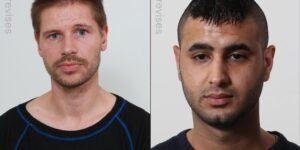 Mistænkes for narkohandel: Har du set disse mænd?