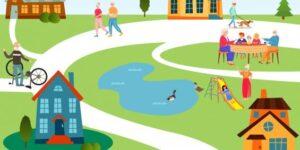 Møde om boliger med fællesskaber