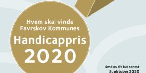 Favrskov Kommune : Hvem skal vinde Handicappris 2020