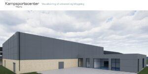 BREAKING: Ny udvidelse af idrætsfaciliteterne i HKIC
