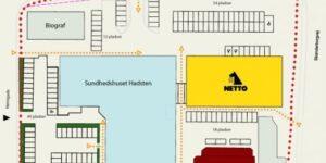 Salling Group bygger ny dagligvarebutik i Hadsten