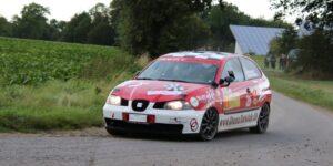 Danmarksmesterskabet i rally er endelig i gang igen