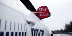 319 sigtelser efter færdselsaktion i det vestlige Aarhus