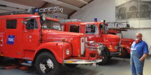 Den sidste udrykning på brandbilmusset i Oksbøl