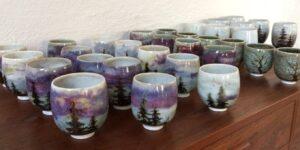 Magnoliedalens keramik Julesalg i en Coronatid