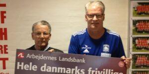 Formanden gik af, da HSK Fodbold afholdte generalforsamling