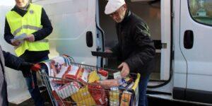 Lions i Hinnerup indsamler mad til trængte familier lørdag d. 5. december 2020