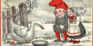 Hadsten Lokalarkiv ønsker Glædelig Jul og Godt Nytår.