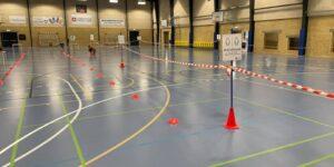 Hadsten Kultur- & Idrætscenter som testcenter