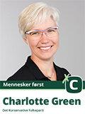 Charlotte Green - Det Konservative Folkeparti