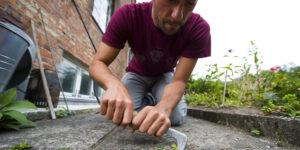 Pas på : Havearbejde giver rygskader
