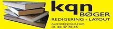 KQN Bøger - Redigering og layout