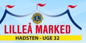 Aflysning af Lilleåmarked 2021