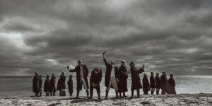 Boreas Korteater opfører 'Omaunu' i Hinnerup Bibliotek & Kulturhus